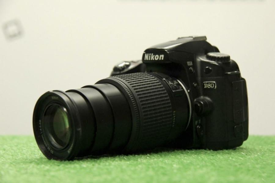 Nikon D80 Kit + объектив