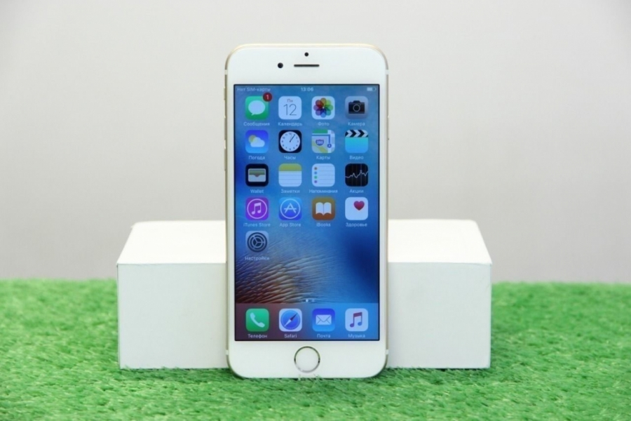 iPhone 6 Gold 64Gb