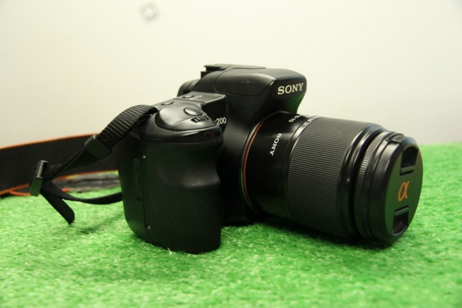 Sony Alpha dslr-A200