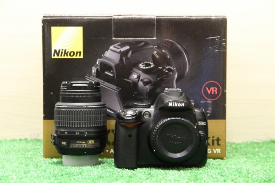Nikon D5000 Kit