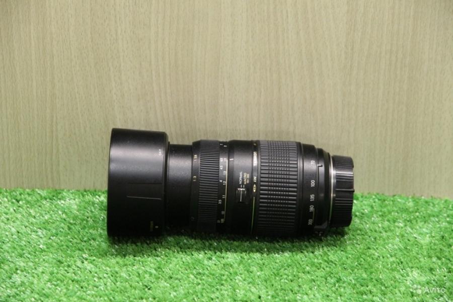 Tamron AF 70-300mm f/4-5.6