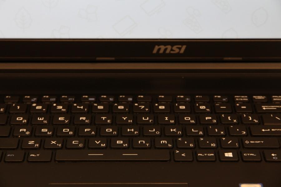 MSI GL72