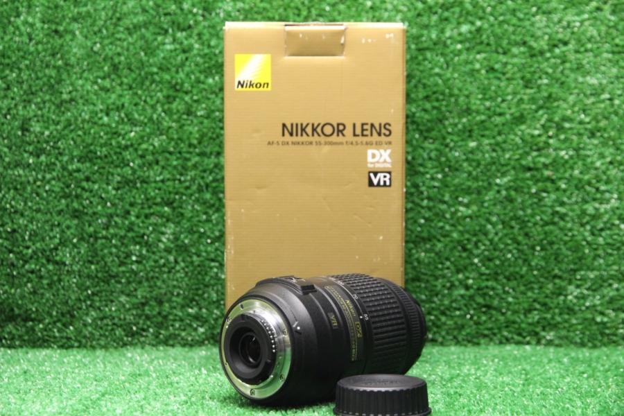 Nikon 55-300mm f/4.5-5.6G VR
