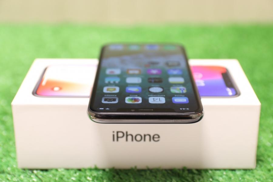 iPhone X 64 Гб Black