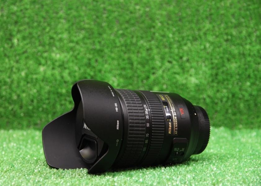 Nikon 24-120mm f/3.5-5.6G VR