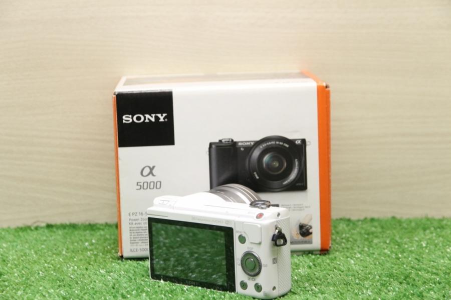Sony Alpha A5000 Kit