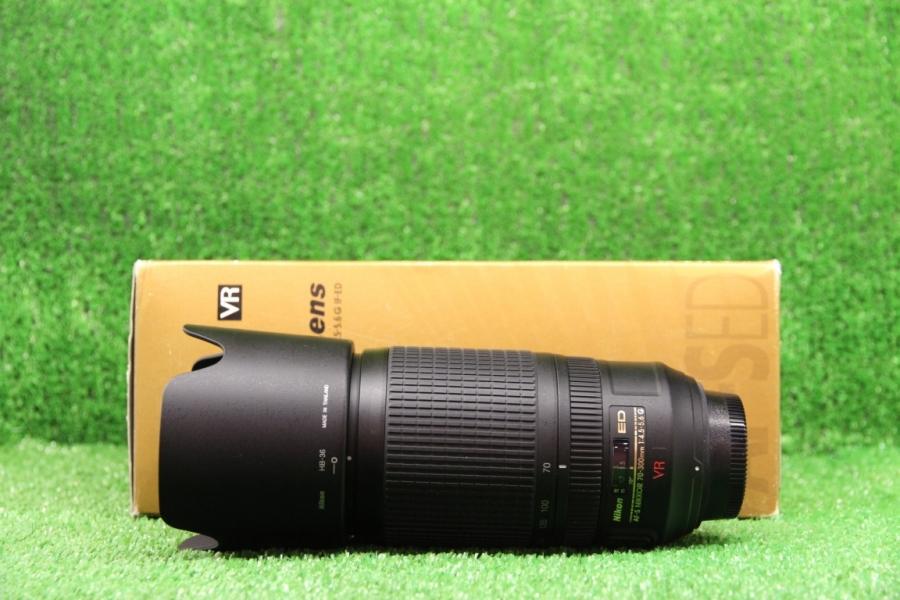 Nikon 70-300mm f/4.5-5.6G VR