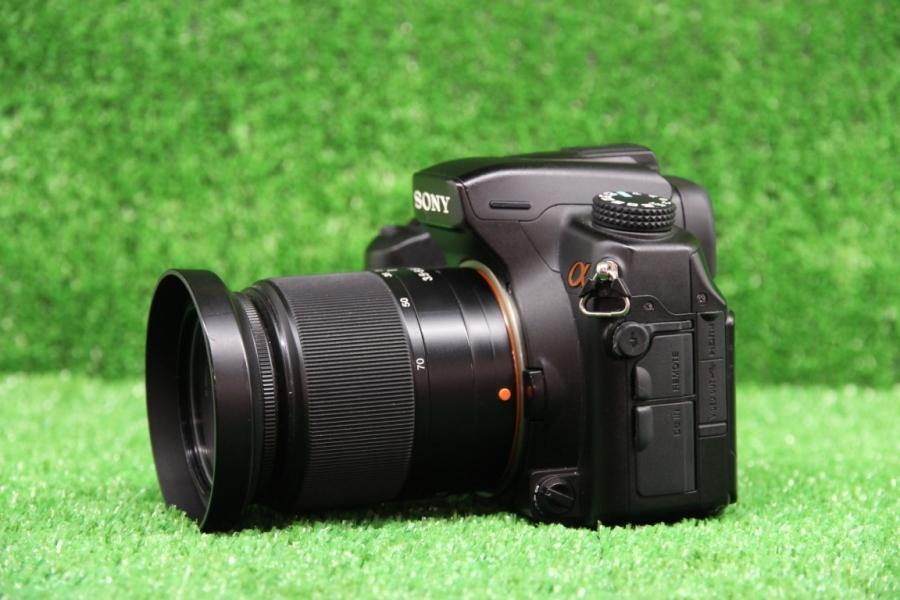 Sony Alpha dslr-A700 Kit