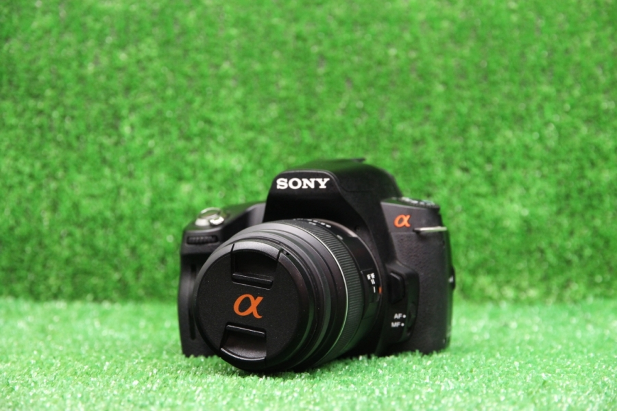 Sony Alpha DSLR-A290 Kit