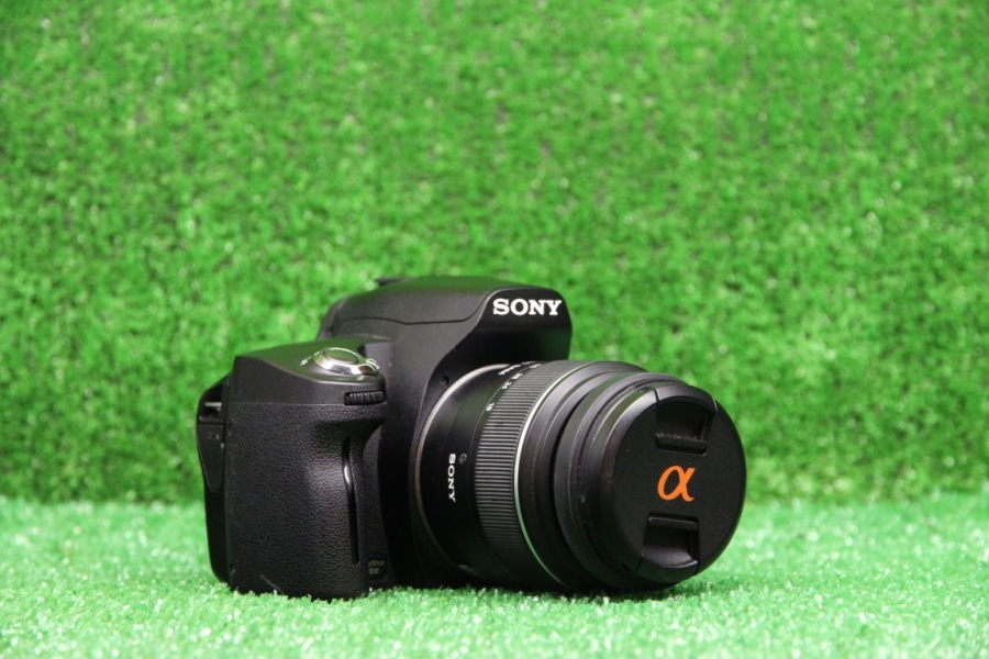 Sony Alpha DSLR-A290 Kit