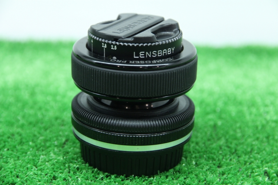 Tilt/Shift Lensbaby 35mm