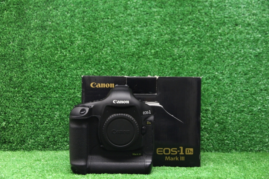 Canon 1Ds Mark III Body
