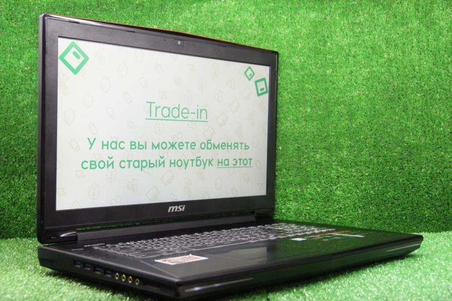 Msi GT72 6QD-206RU