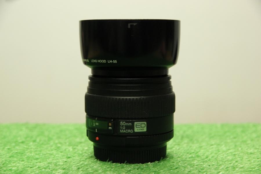 Olympus ED 50mm f/2.0