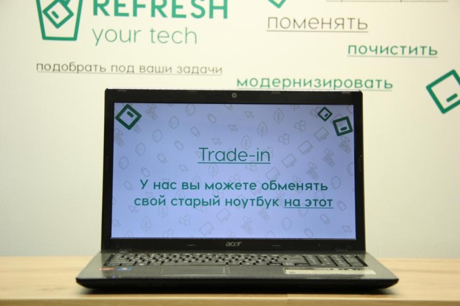 Acer Aspire 7551G