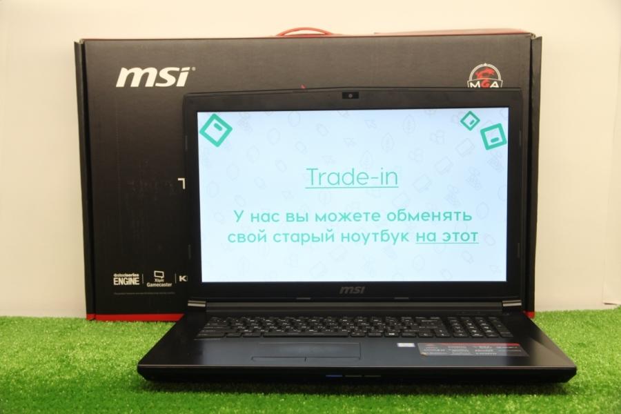 MSI GL726QD