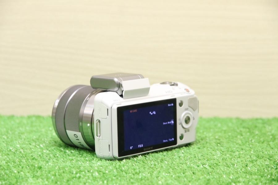 Sony NEX-3 + 3.5-5.6/18-55