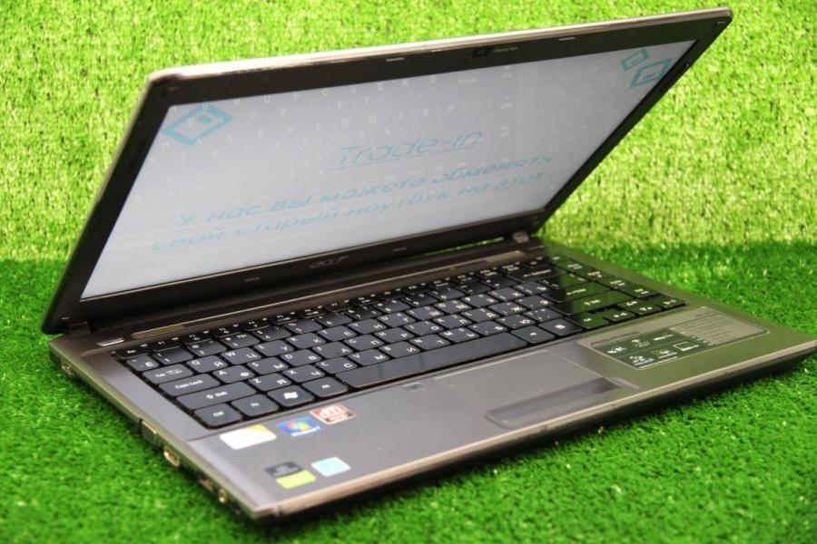 Acer Aspire 4810TG
