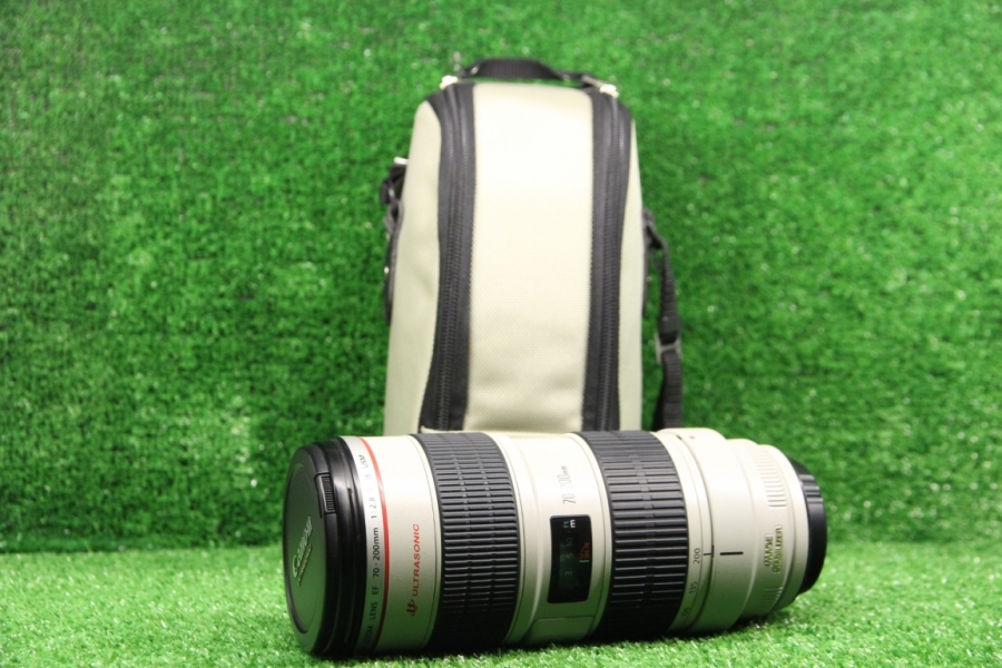 Canon 70-200mm 2.8L IS USM