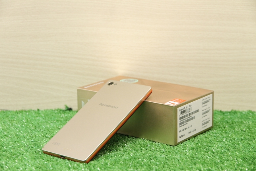 Lenovo Vibe X2-EU Gold