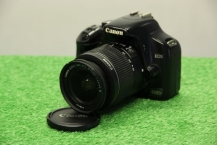 Canon EOS 450D Kit 18-55mm