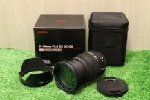 Sigma AF 17-50mm f/2.8