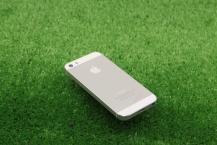 Apple iPhone 5S Silver 16 Gb