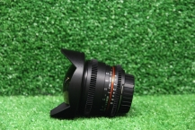 Samyang 8mm T3.8 FISH-EYE