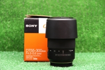 Sony DT 55-300mm f/4.5-5.6