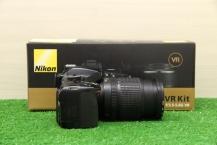 Nikon D5100 + Kit 18-105mm
