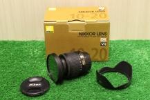 Nikon 10-20mm f/4.5-5.6G