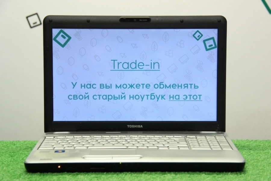 Toshiba Satellite L500D