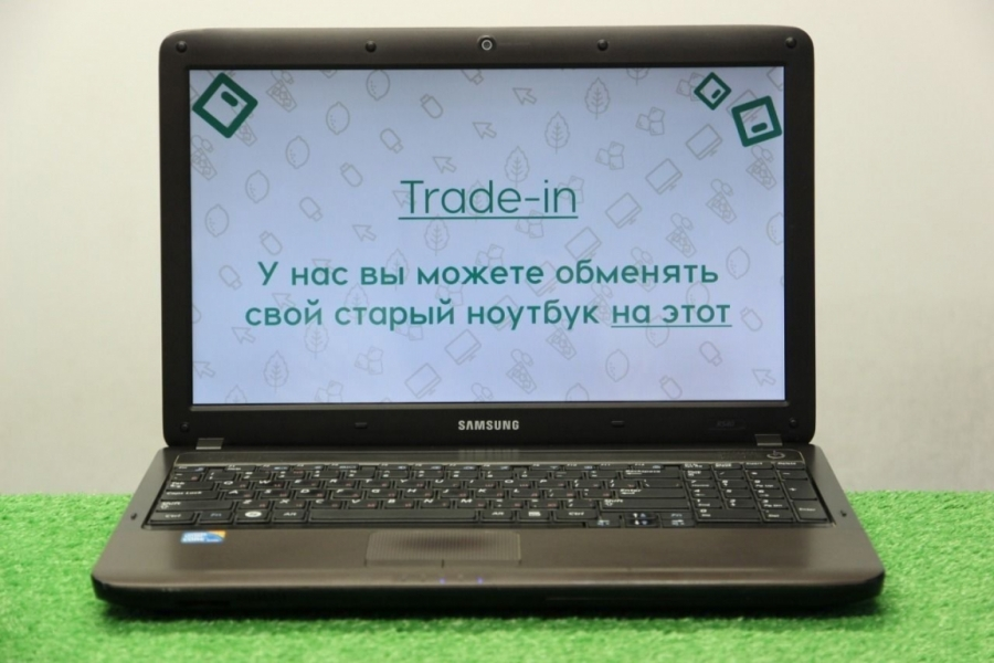 Samsung R540-JS0BRU