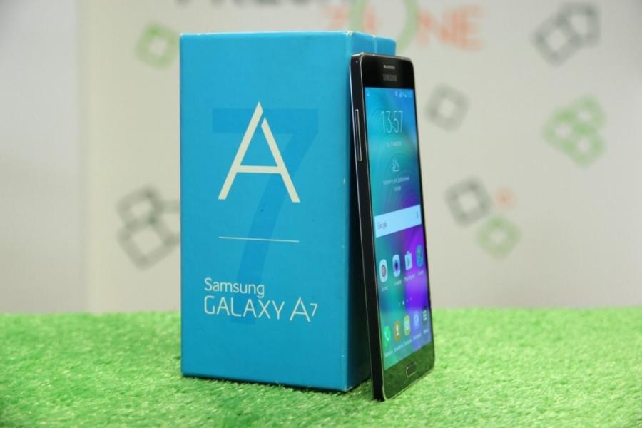 Galaxy A7 Black