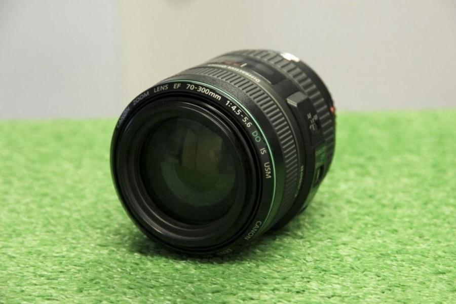 Canon EF 70-300 mm f/4.5-5.6