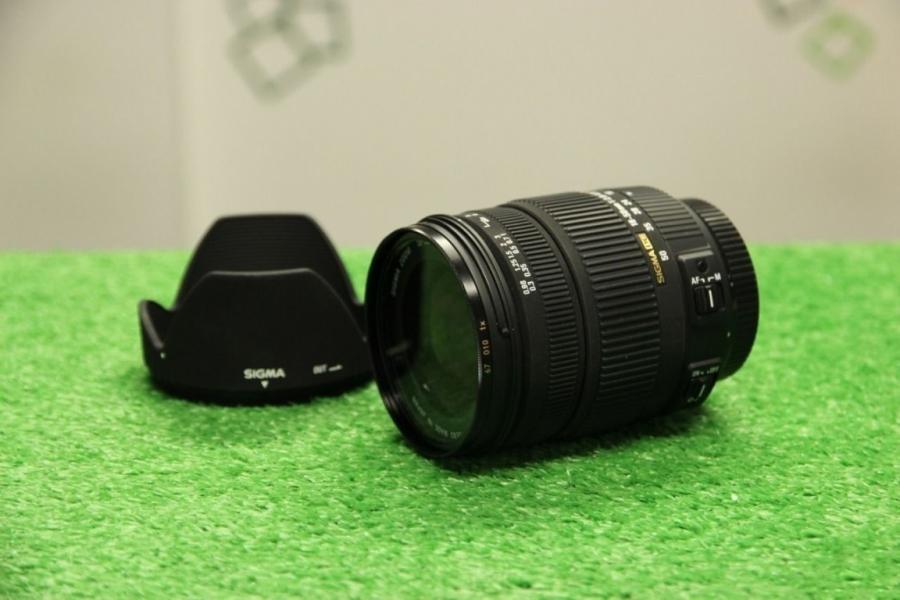 Sigma AF 18-50mm f/2.8-4.5