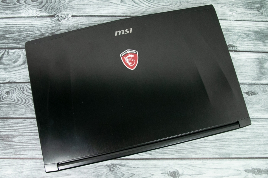 MSI Apache MSI 16 GE62