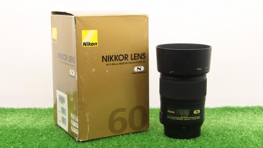 Nikon 60mm f/2.8G ED AF-S