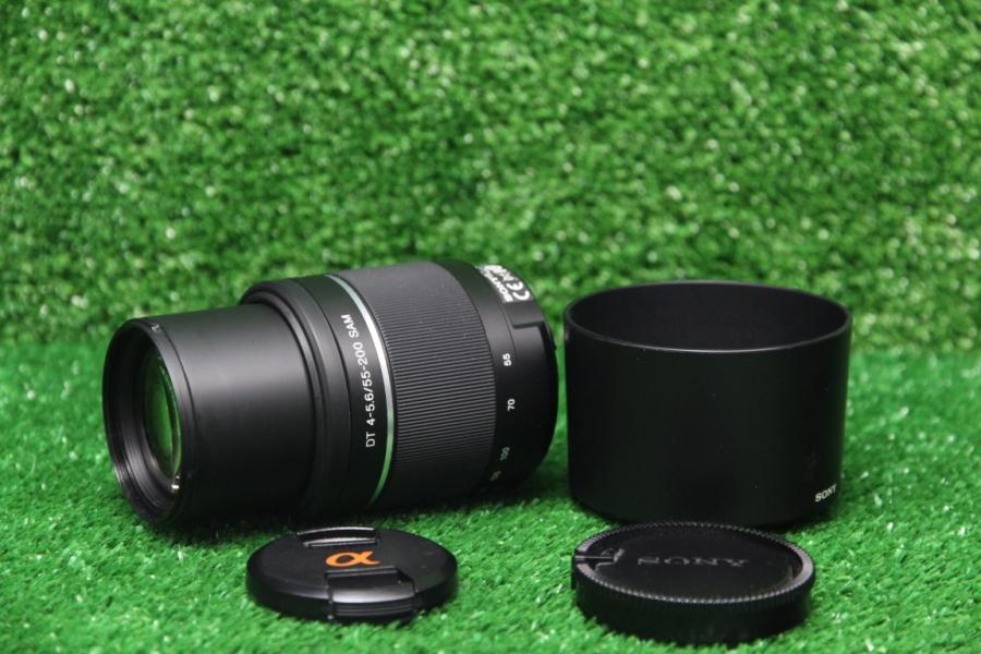 Sony 55-200mm f/4-5.6 SAM