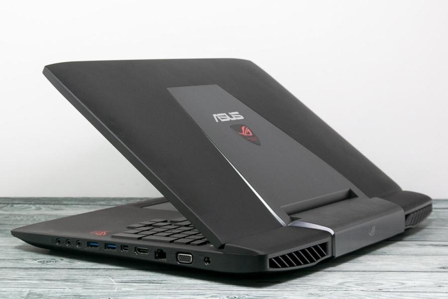 Asus ROG G751JL-T7012H