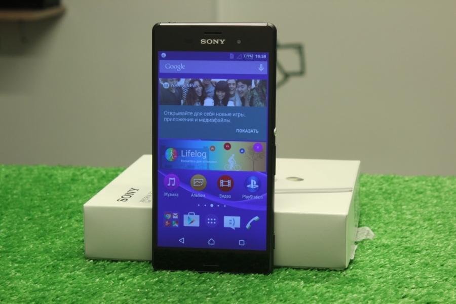 Sony Z3 Dual sim