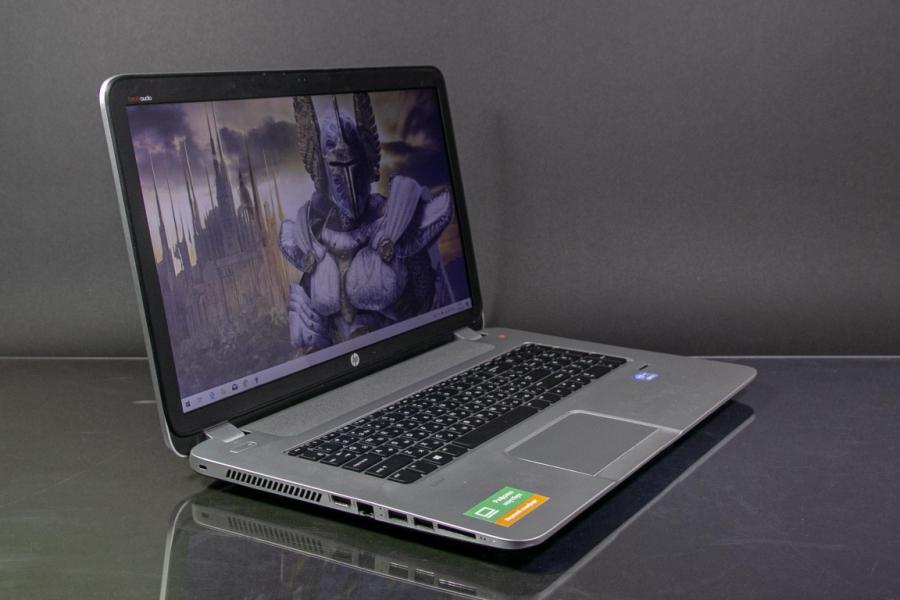 HP ENVY 17-j008er
