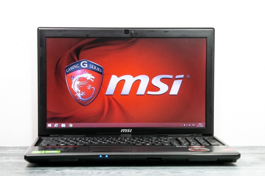 MSI Gaming GP60 2PE-049RU Leopard