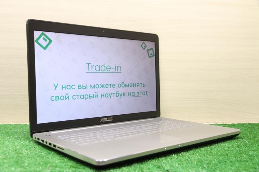 Asus N750JV-T4172H