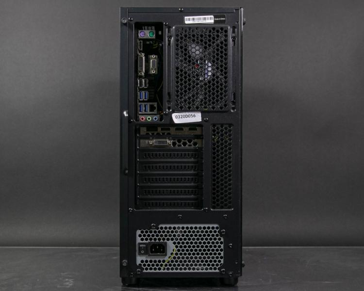 Игровой Пк на Core i5-7400/GTX 1060/8Gb/SSD