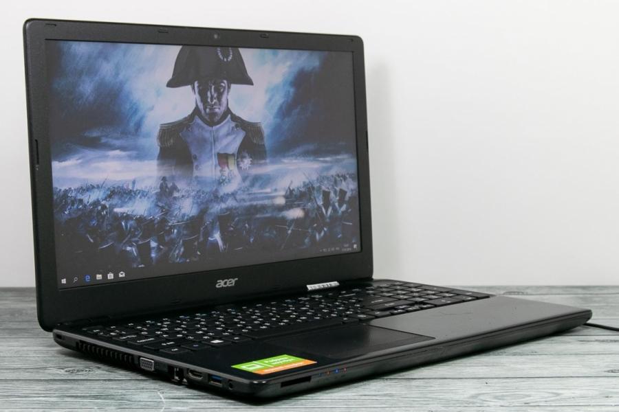 Acer ASPIRE E-572G
