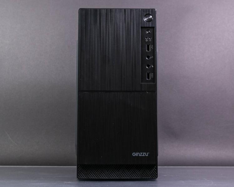 Игровой Пк на Core i3-4130/GTX 1050/8Gb/500Gb