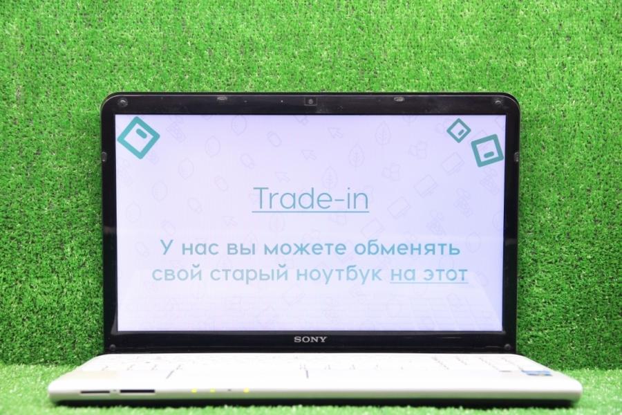 Sony Vaio SVE1511P1EW