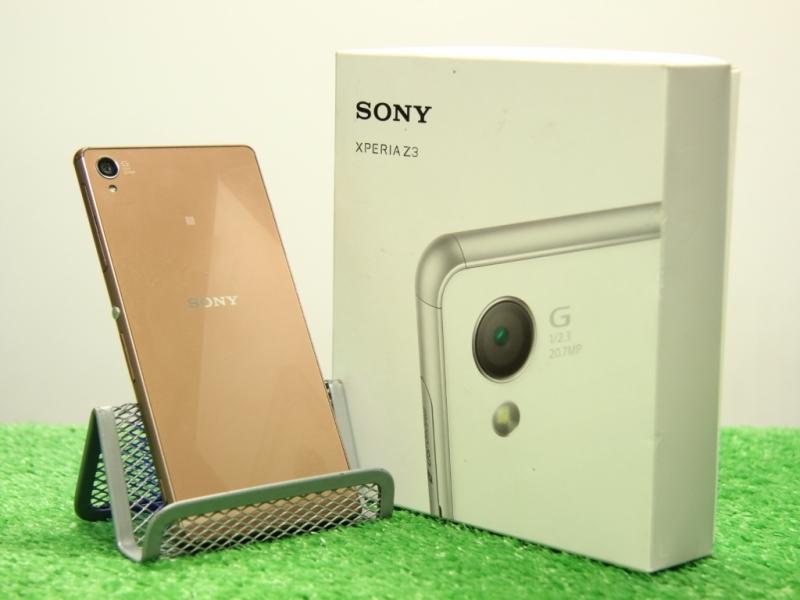 Sony Xperia Z3 D6603