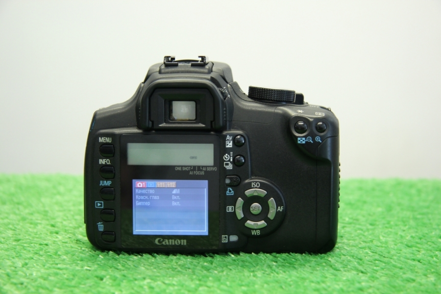 Canon EOS 350D Kit 18-55mm